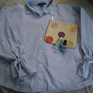 Tops - Forever 21 Button Down Collared Shirt w/ Bonuses!